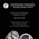 miniatura International Numismatic and Economic Conference - Pecunia Omnes Vincit